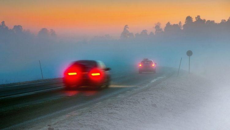 ¿Cuáles son las luces de un coche?