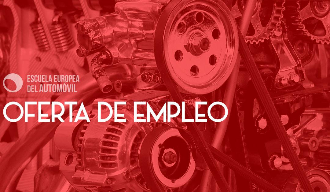 OFERTA DE EMPLEO – COMERCIAL Y VENTAS