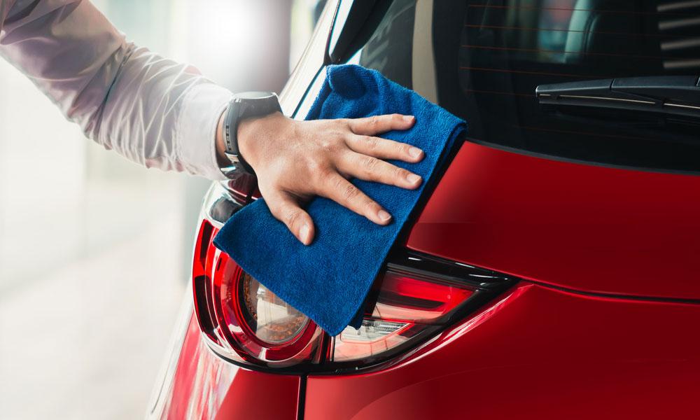 Beneficios de la cera para coches
