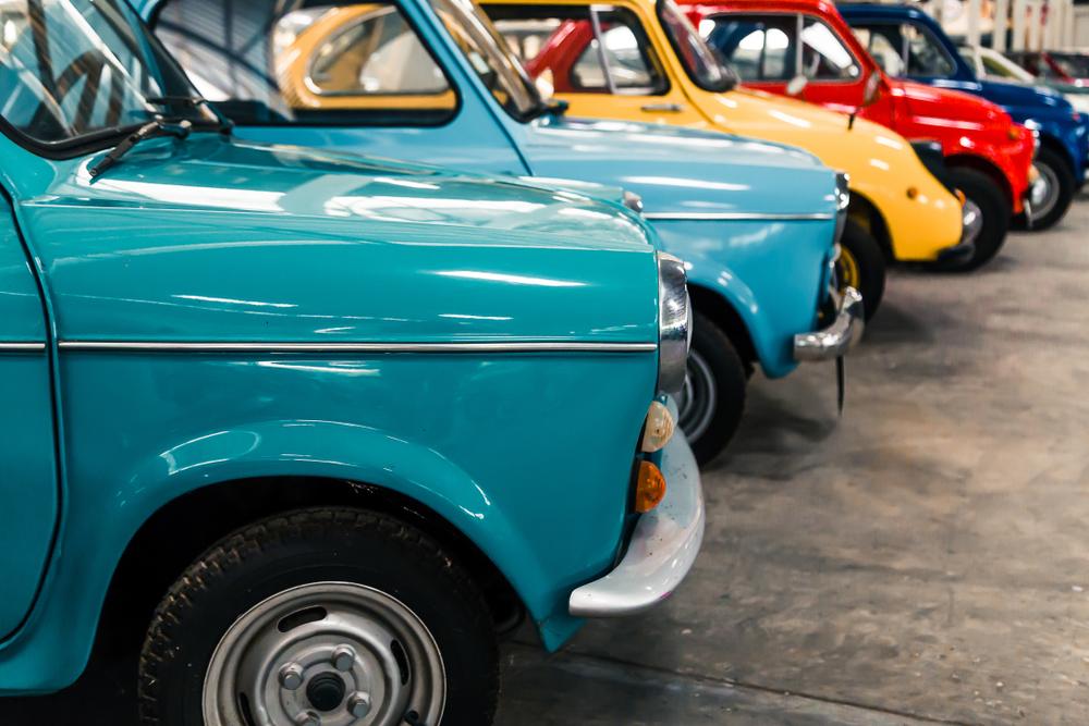 Museos del automóvil desde casa