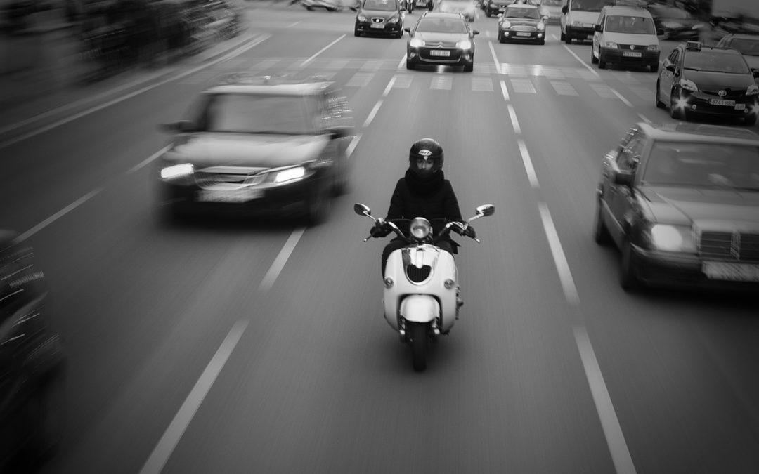 Comunicación entre coches y motos