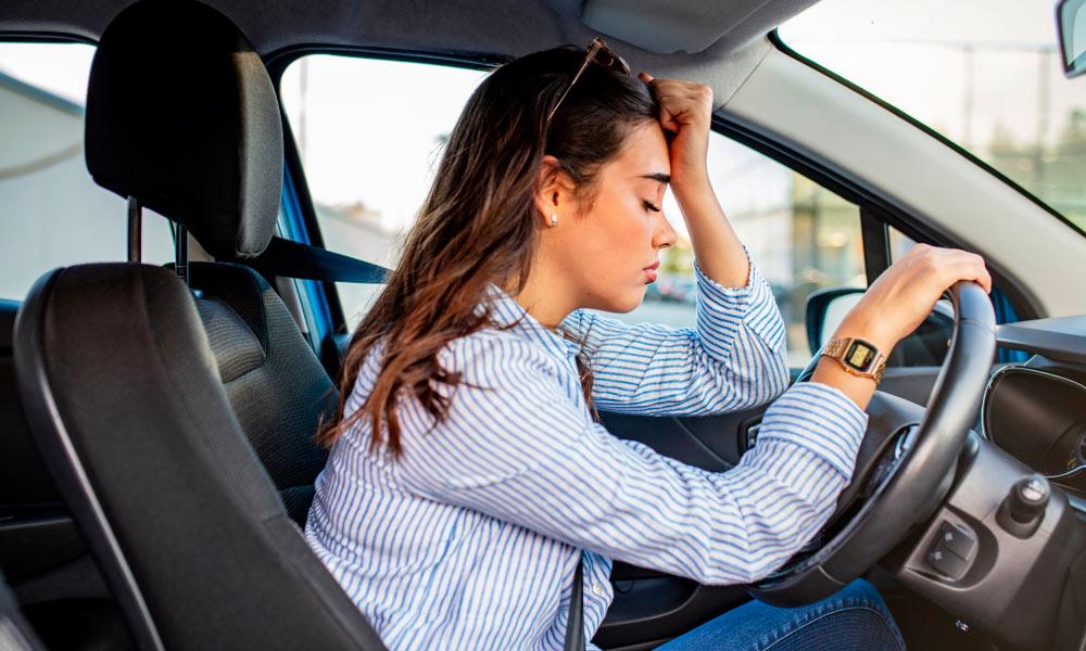 Consejos para evitar el sueño al volante